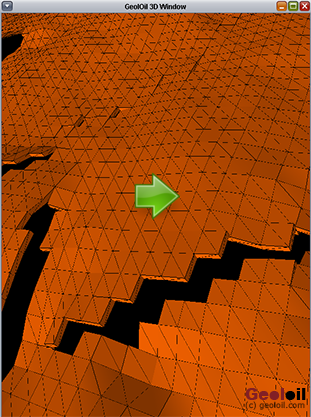 Preview image of a video showing a reservoir Corner Point Geometry Grid